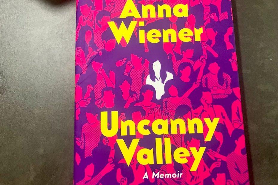 Uncanny_Valley Anna Wiener Buchvorstellung