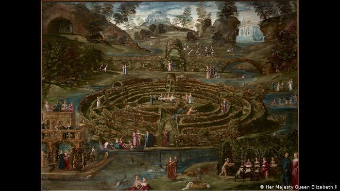 Tintoretto: Das Liebeslabyrinth