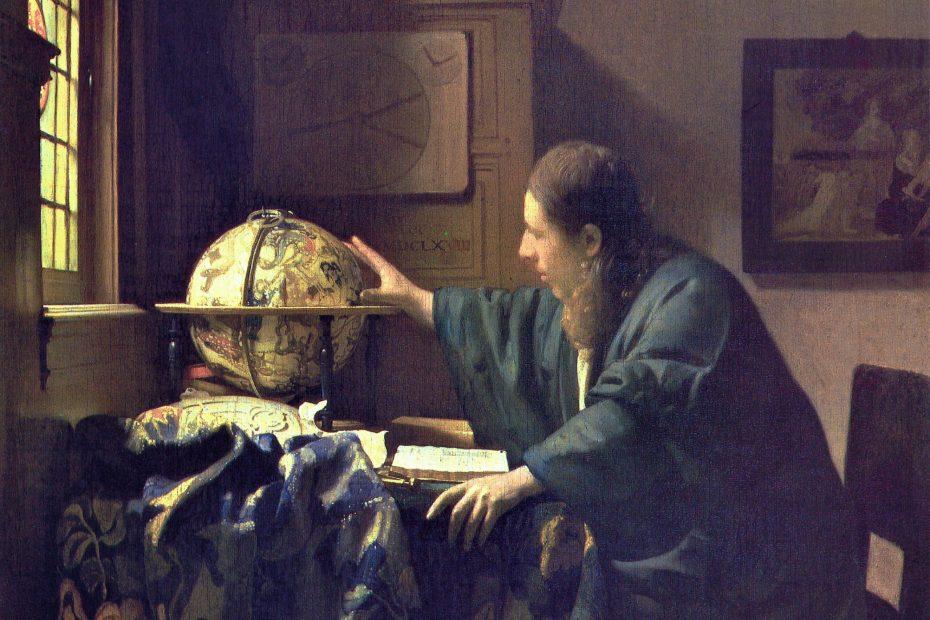 Vermeer: Der Astronom